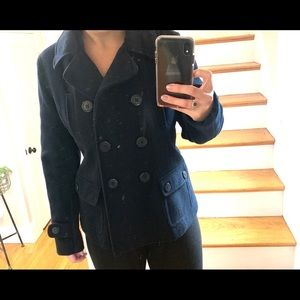 Women's American Eagle pea coat
